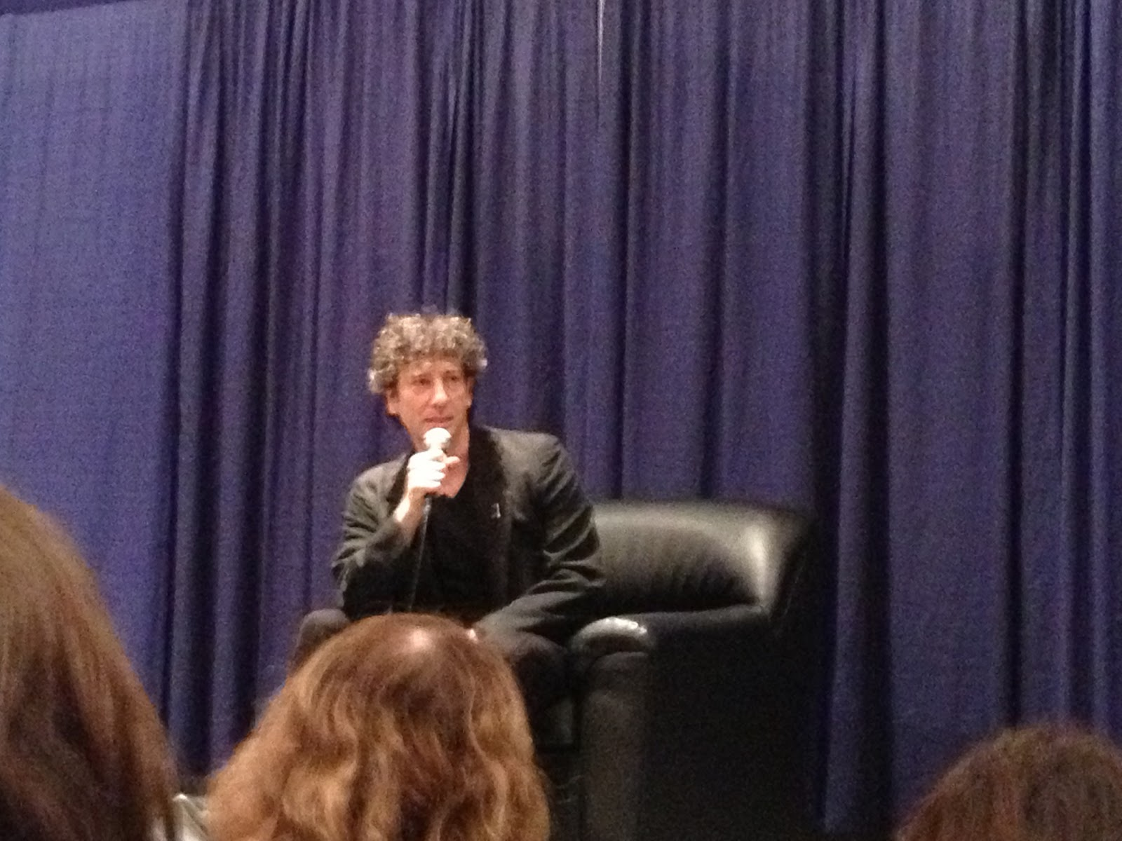 Neil Gaiman Why Fiction Is Dangerous