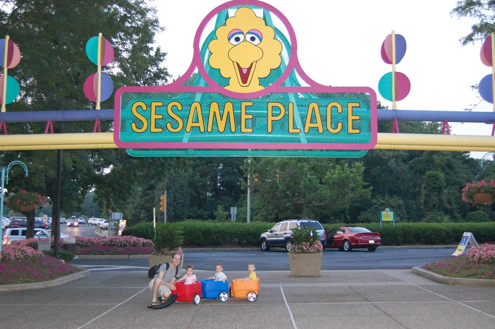Coupons for sesame place pa