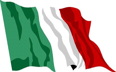 bendera italia