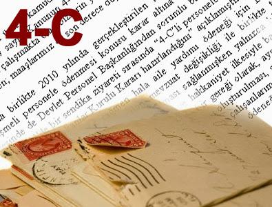 Türkiye Kamu-Sen 4/C lilerden Kesilen Verginin İadesini İstedi