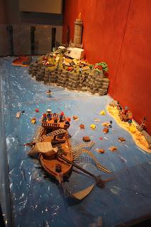 Los Playmobil de Luis Fernández