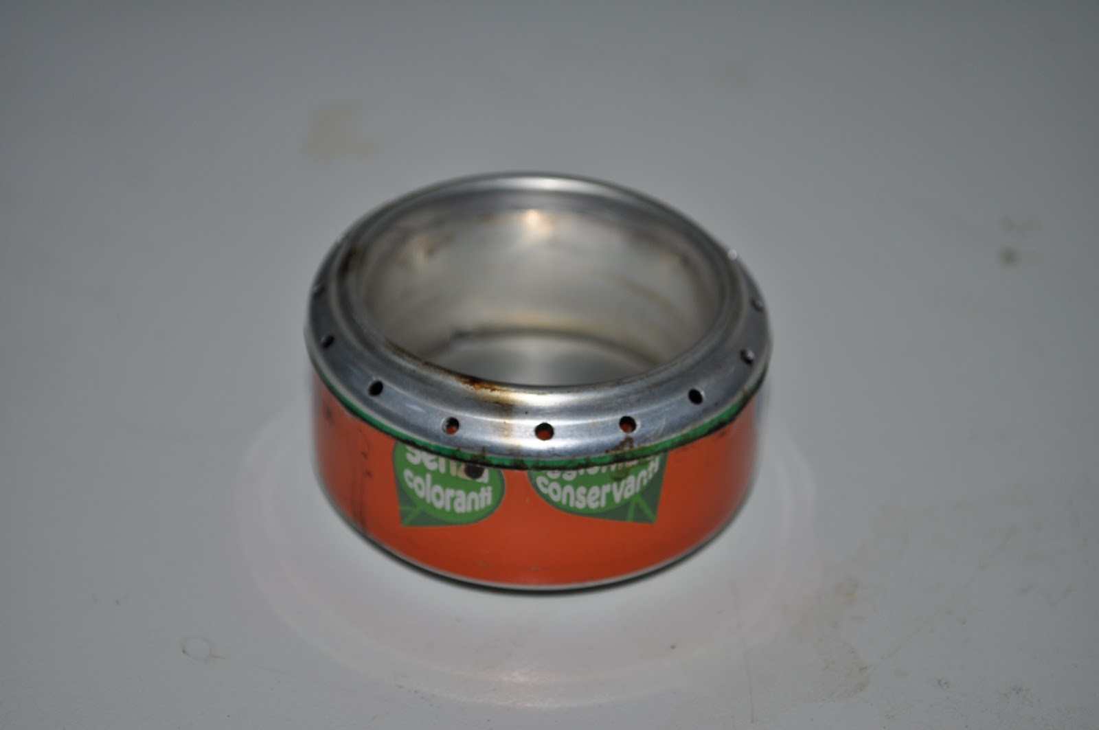 All things amountainchalet tim 39 s coke can campimg stove for Coke can heater