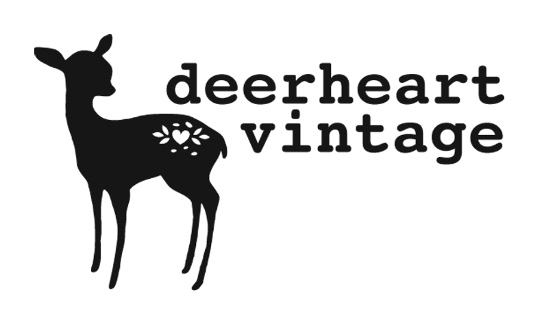 DeerHeart Vintage Fashion Blog