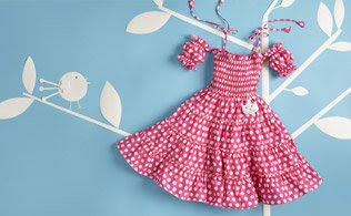 MyHabit: 4EverPrincess Girls - Each of these sweet frocks is constructed of the highest quality European cotton, so she'll feel comfortable and cool all summer long.