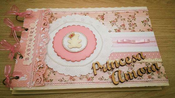 Caderno de mensagens para maternidade