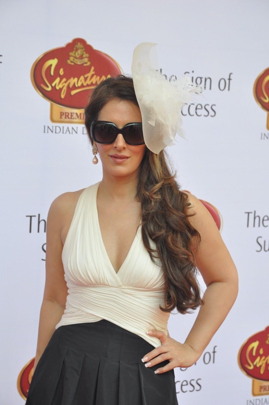 No Horsing Around As Pria Kataaria Puri Captivates Glamour