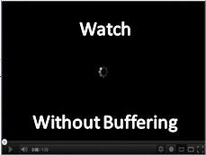 Watch YouTube Videos without Bufering