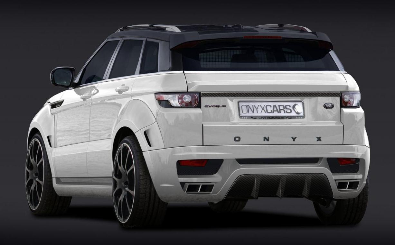 agamemnon onyx range rover evoque rogue edition. Black Bedroom Furniture Sets. Home Design Ideas