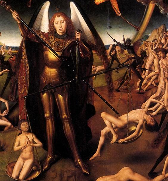 La Memoria del Arte: El Juicio Final, de Hans Memling