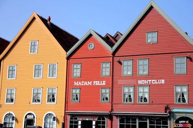 Bergen - Bryggen