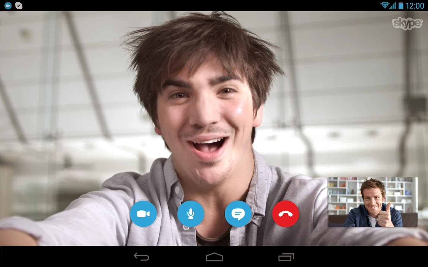 Skype - free IM & video calls v5.10.0.15007