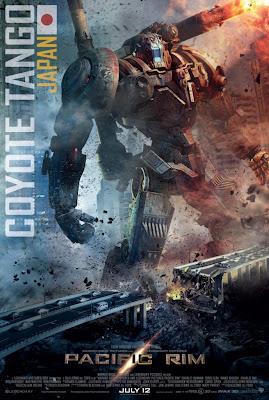 Coyote Tango, mécha, mecha, japonais, kaiju, Guillermo Del Toro, robot, japan, Pacific Rim, Idris Elba