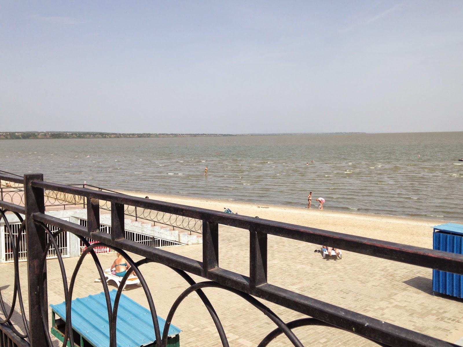 Пляж-Таганрога