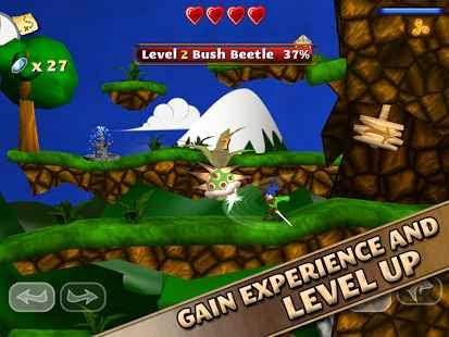 Swordigo Android Apk Oyun resimi