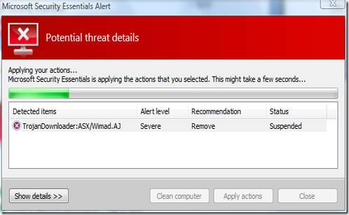 antivirus microsoft essential full crack