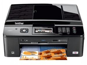Brother MFC-J825DW Printer Driver Download