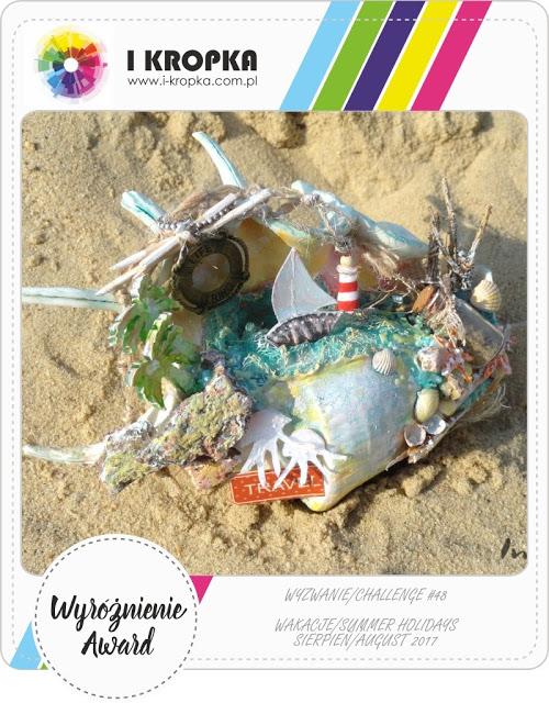 """""""Wakacje/Summer holidays""""- wyróżnienie"""