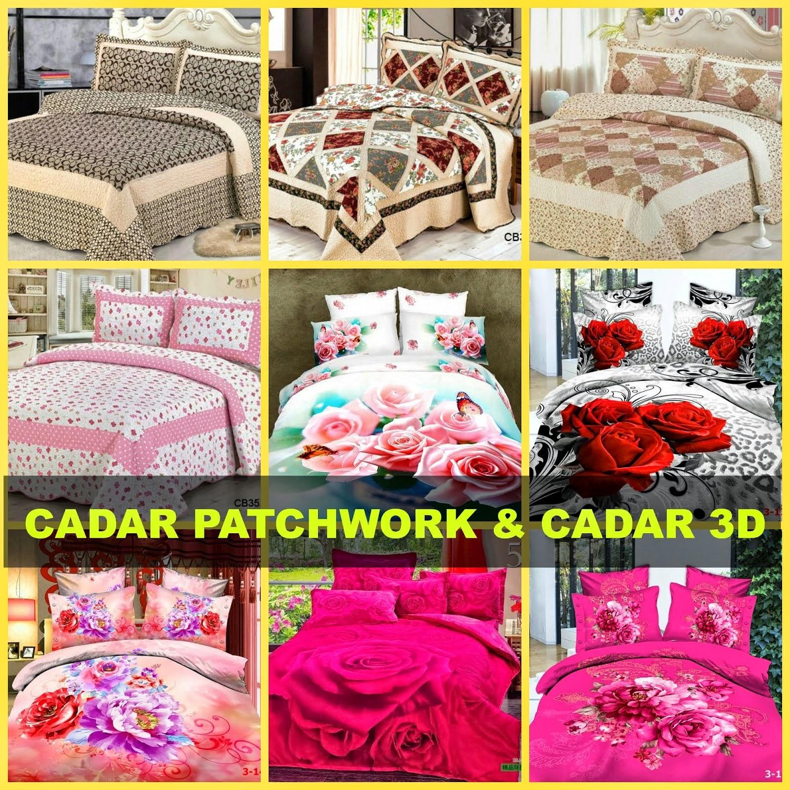 CADAR PATCHWORK & CADAR 3D