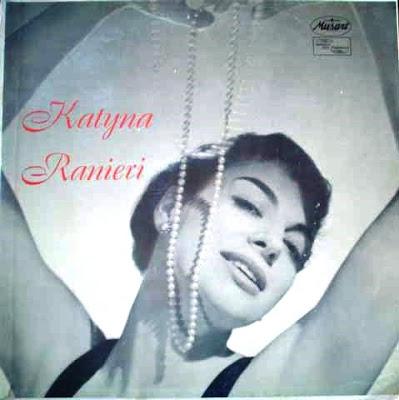 Sanremo 1953 - Katina Ranieri - No Pierrot
