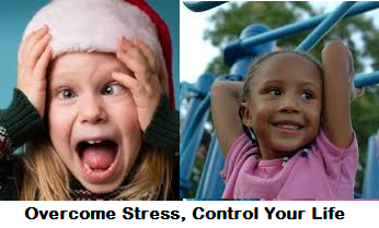 Overcome Stress, Control Your Life.