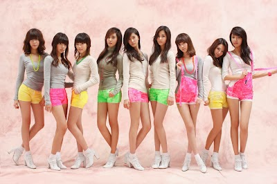 Biography SNSD Girls Generation