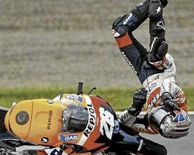 Caidas - Moto Grand Prix