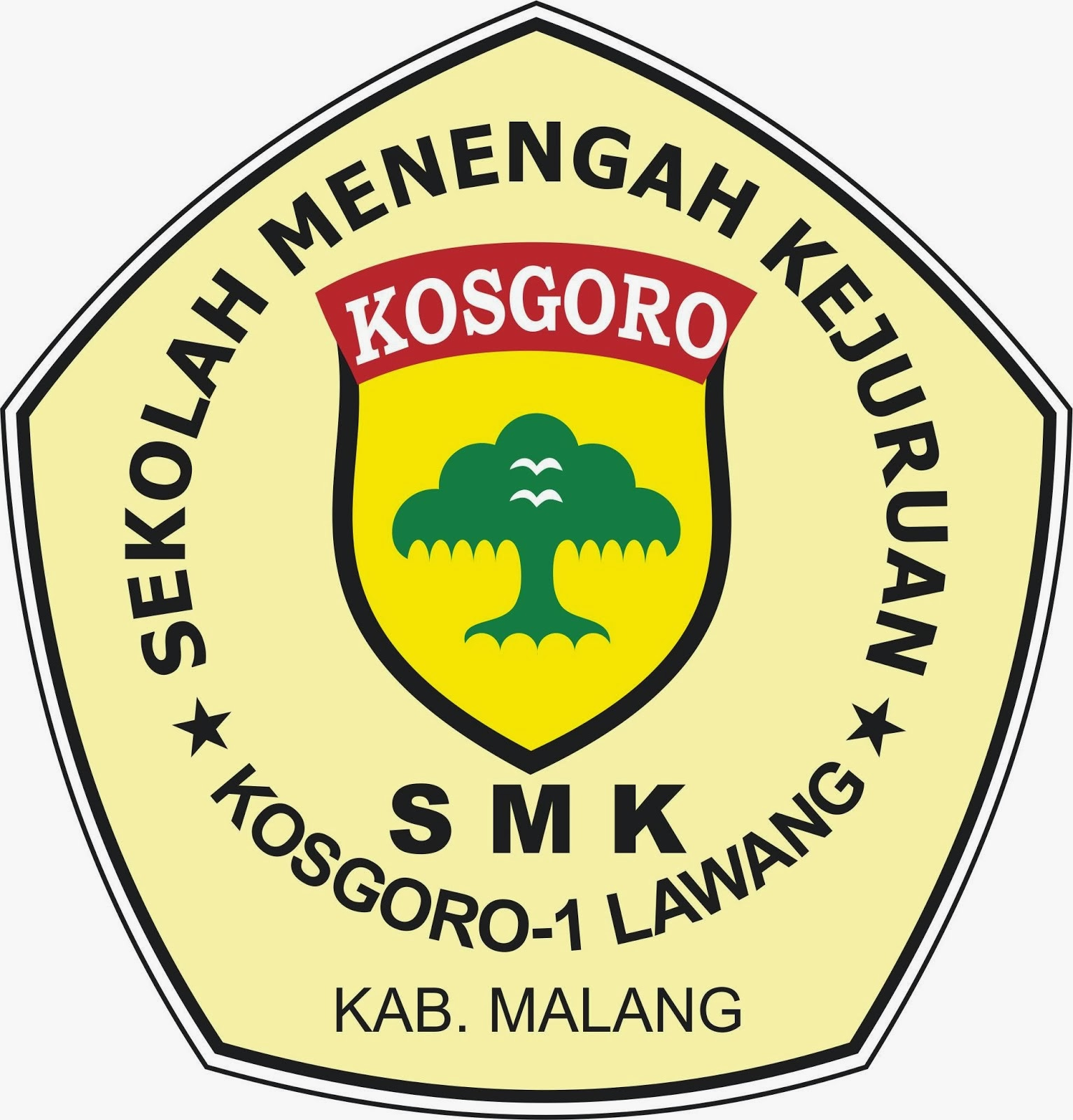Logo SMK Kosgoro-1 Lawang