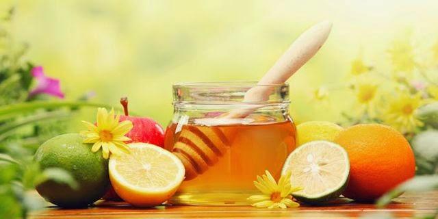 masker madu dan jeruk nipis