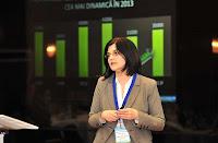 Alina Ghica, Dr. marketing, Michelin