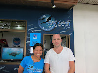 diving koh lanta open water course