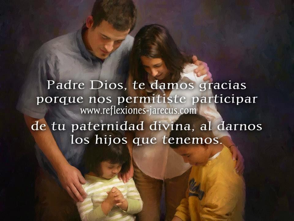 Oración de los Padres por los Hijos