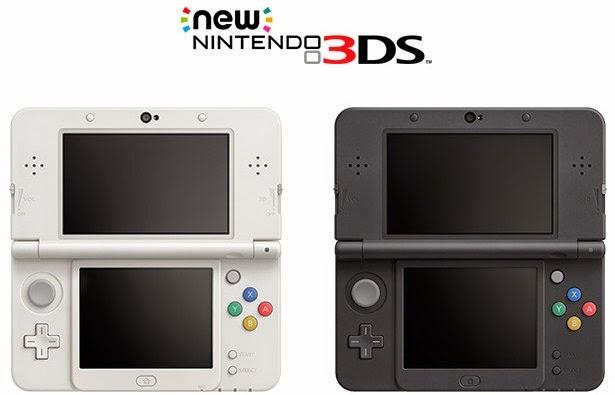 Spesifikasi Dan Harga Nintendo 3DS Terbaru