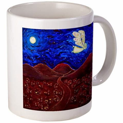 Care of the Soul Angel Mug