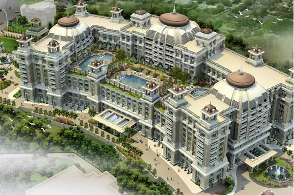Itc Grand Chola Hotel A Review Chennai Tamil Nadu
