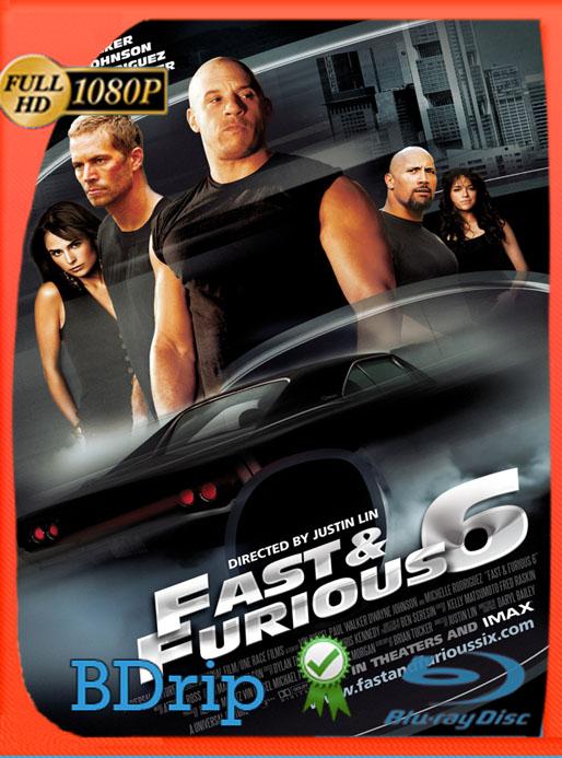 Rápido y furioso 6 Extended (2013) BDRip [1080p] [Latino] [GoogleDrive] [RangerRojo]