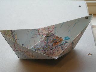 Sail away fold en papirbåd