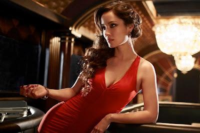Severine, Bond Girl