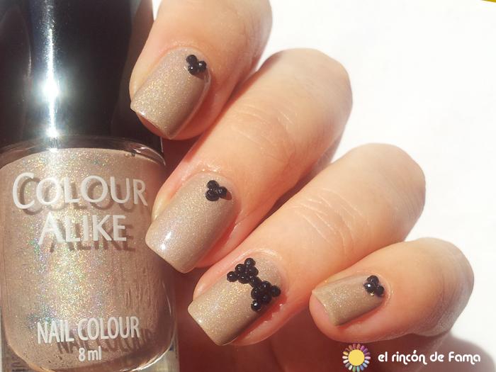 Lace nail art | el rincon de fama