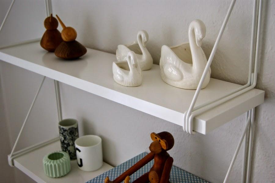 Katrine Lærke: Ikea ekby reol
