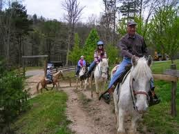 Unguided tours at Next to Heaven Ranch