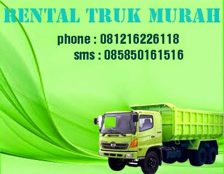 Jasa Rental Truk Murah Surabaya