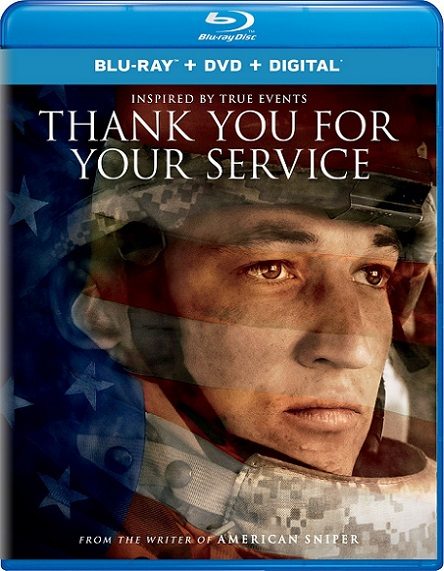 Thank You for Your Service (2017) 720p y 1080p BDRip mkv Dual Audio DTS 5.1 ch