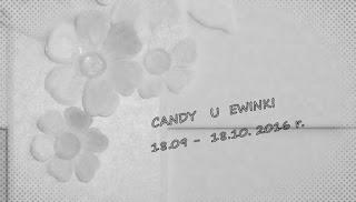 białe candy...
