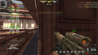 Cheat PB Point Blank Terbaru 25 Juli 2012