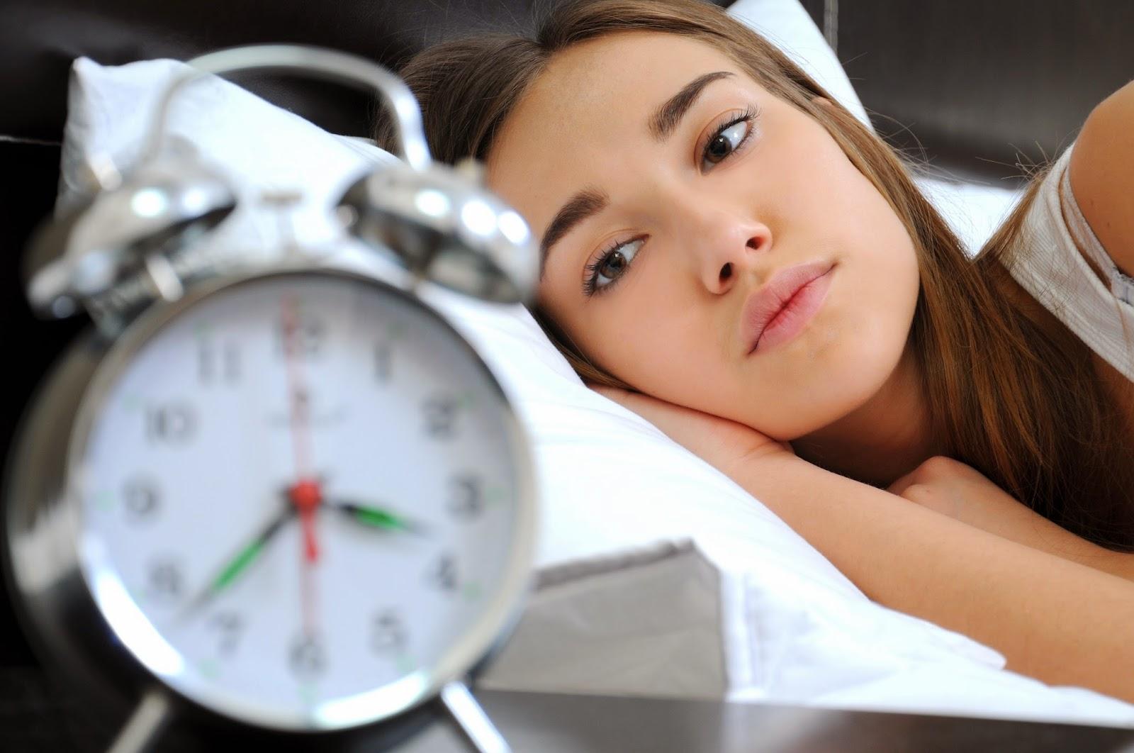 cara mengatasi insomnia tanpa obat