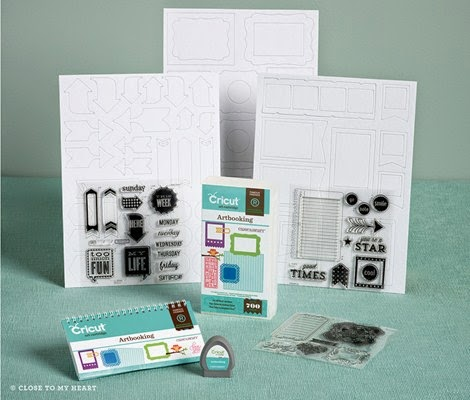 Artbooking Cricut Cartridge