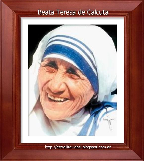 Beata Teresa de Calcuta 1910- 1997