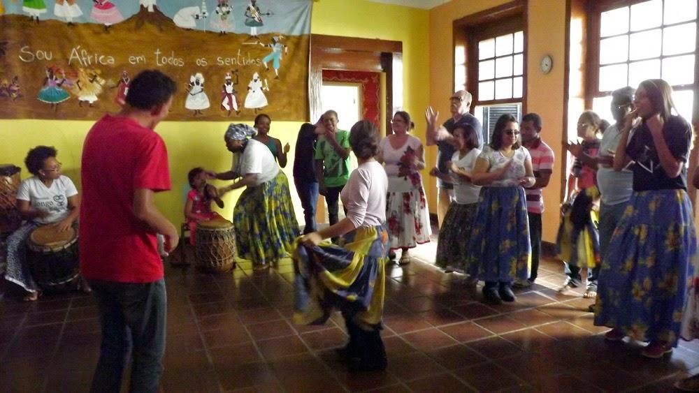 Viência de jongo, patrimônio imaterial do Sudeste | Crédito: Divulgação MIS