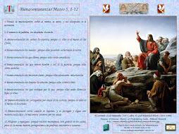 Bienaventuranzas Mateo 5, 1-12
