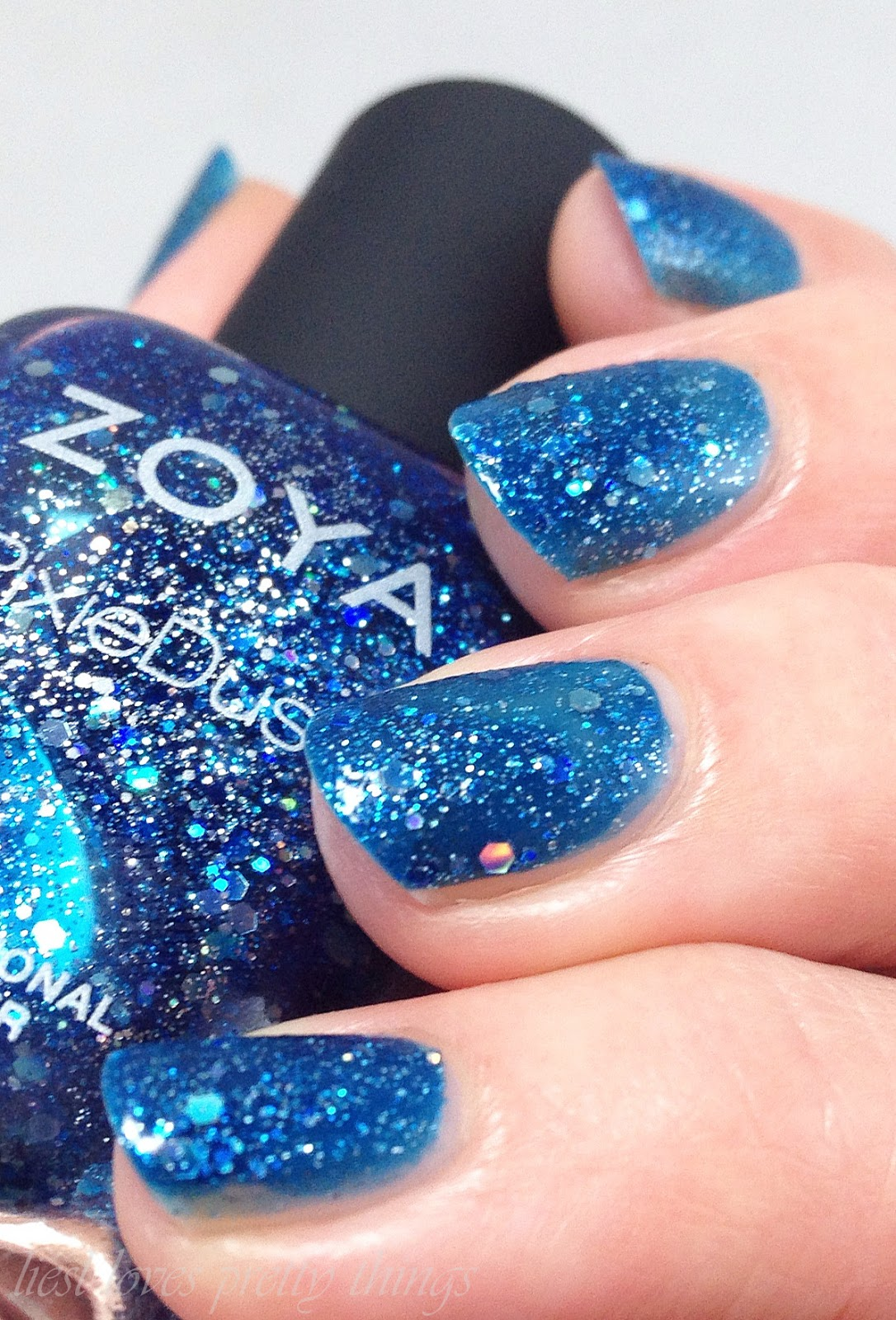 Zoya Nori-- Wishes 2014 swatch and review